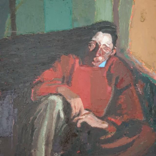 El Borracho, after Sorolla