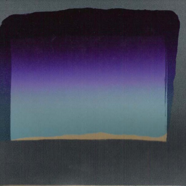 Sky, 1976 (from series More Indian Views)