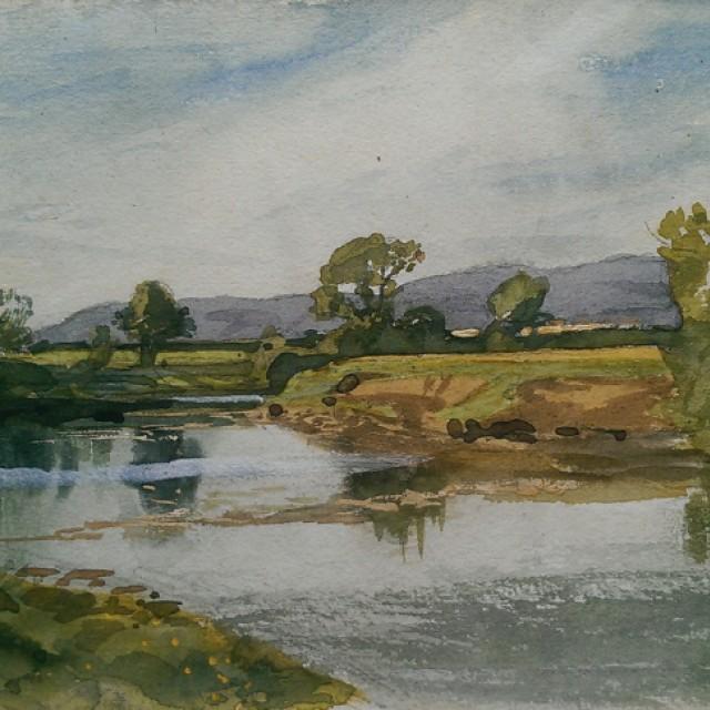 Lanarkshire Landscape