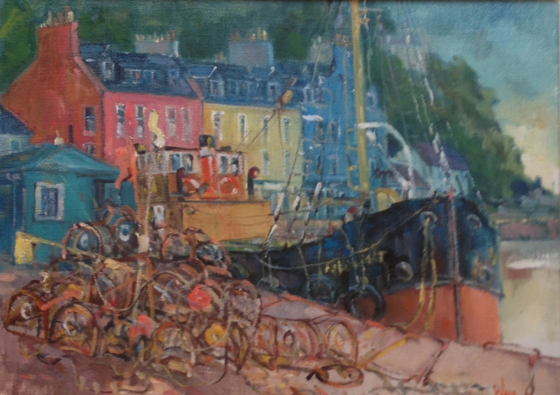 The Pier, Tobermory