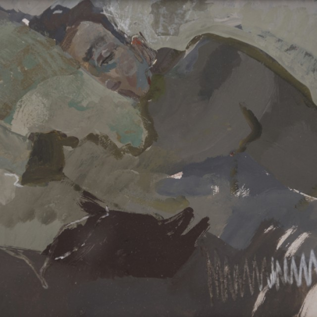 Pauline, The Artists Sister, 1988