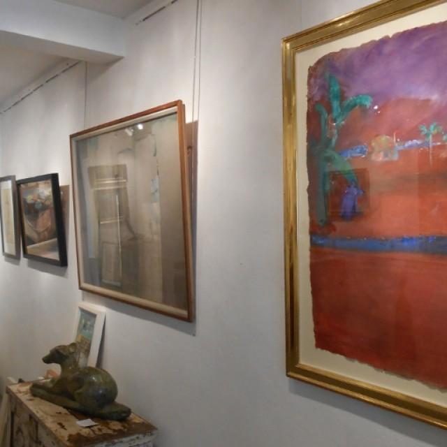 Exhibition in situ
