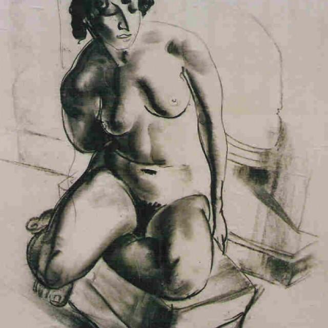 Nude, 1930