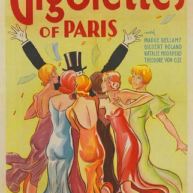 Gigolettes of Paris (Tarnished Youth), 1933