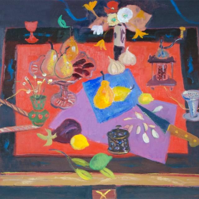 Fruit and Garlic, 1989