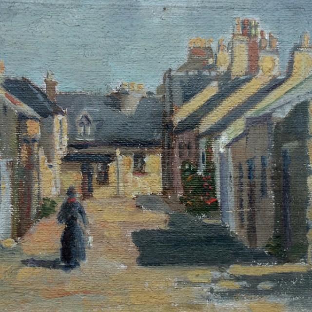 Street scene, Tarbert, Loch Fyne