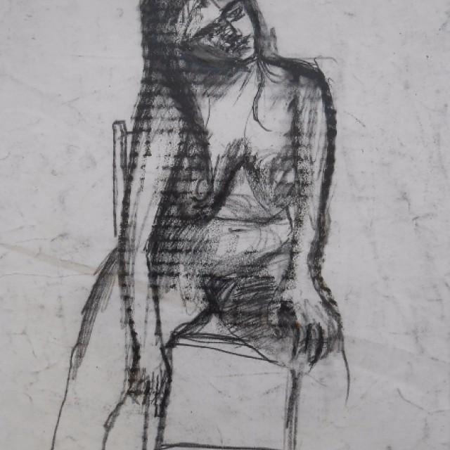 Nude Study 1960