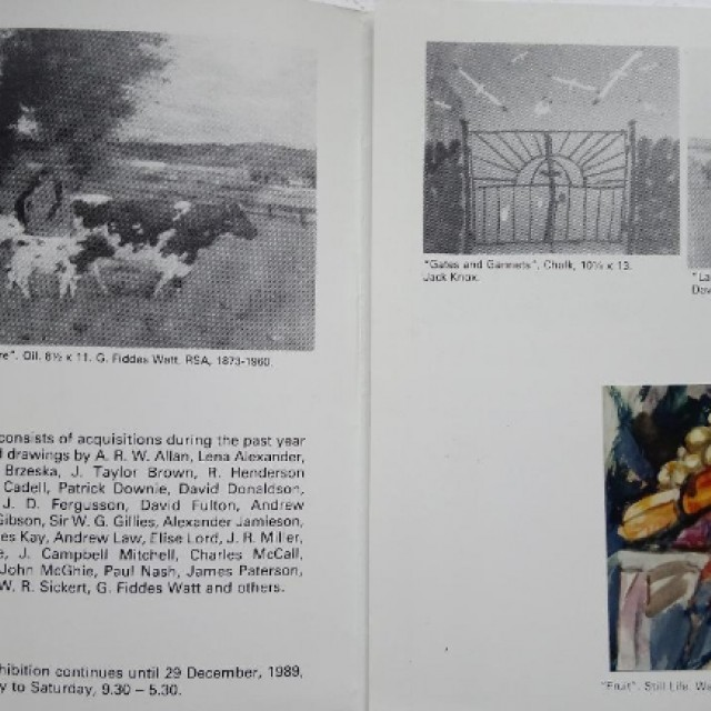 Exhibition catalogue