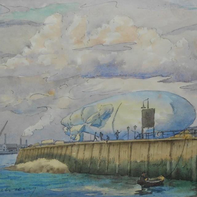 Barrage Balloon, 1942