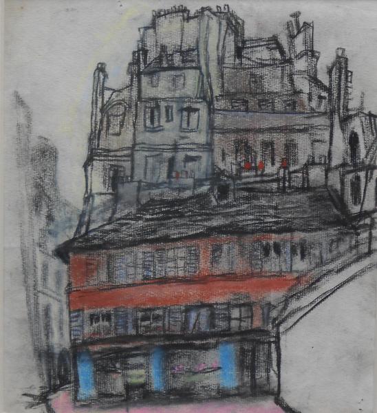Shops & Tenements