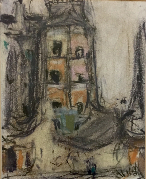 Sketch for Townhead