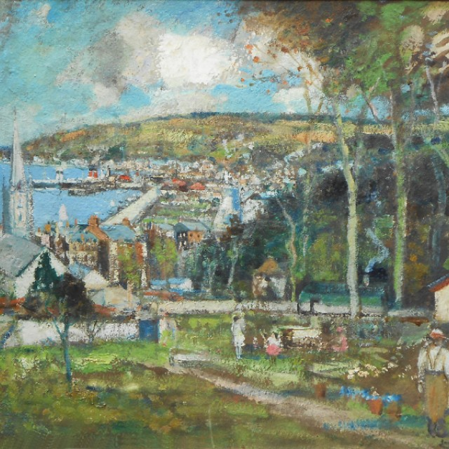A View of Rothesay