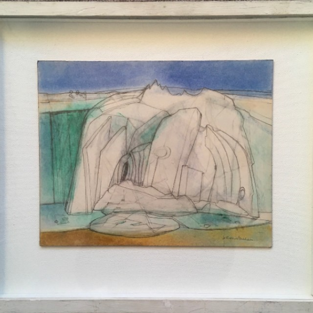 Glacier Embrace 2, 1986