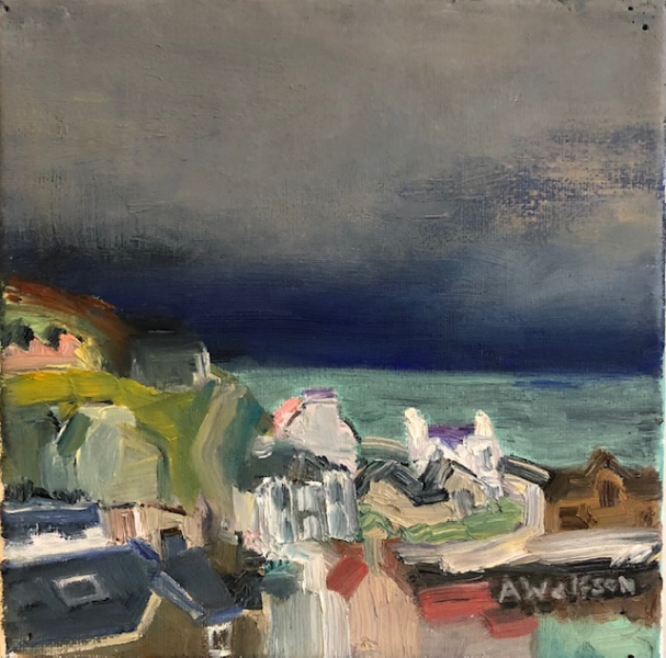 Approaching Storm, Portpatrick