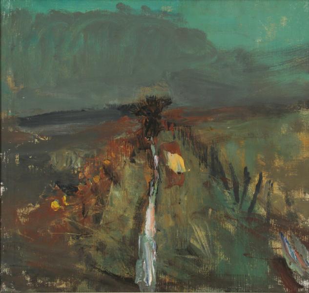 Catterline Landscape