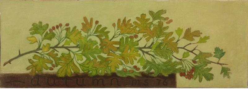 Autumn, 1976