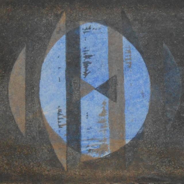 Untitled, Blue, 1978