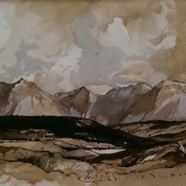 The Cuillin Skye