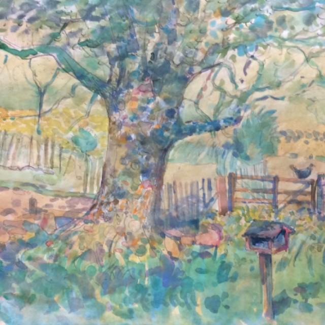 Garden, Lismore