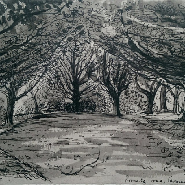 Tree Avenue, Carmunnock