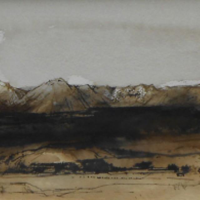Bracadale Landscape, Skye