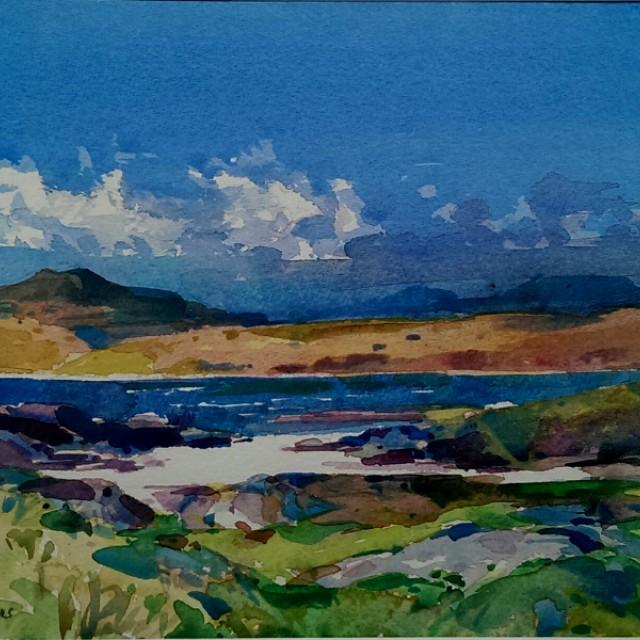 Iona Landscape ii