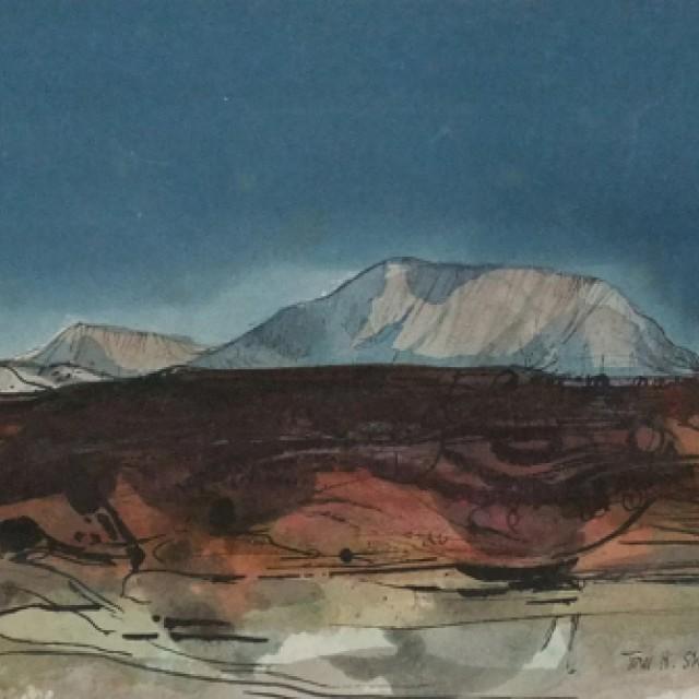 Sutherland Landscape