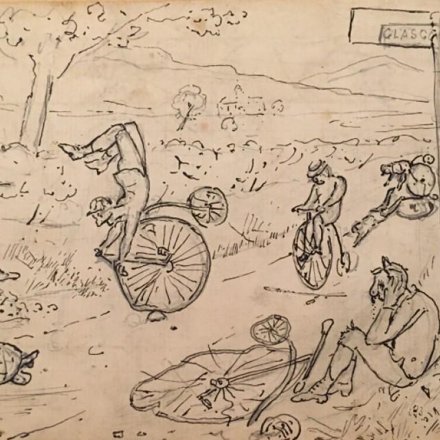 Tortoise versus Bycicle