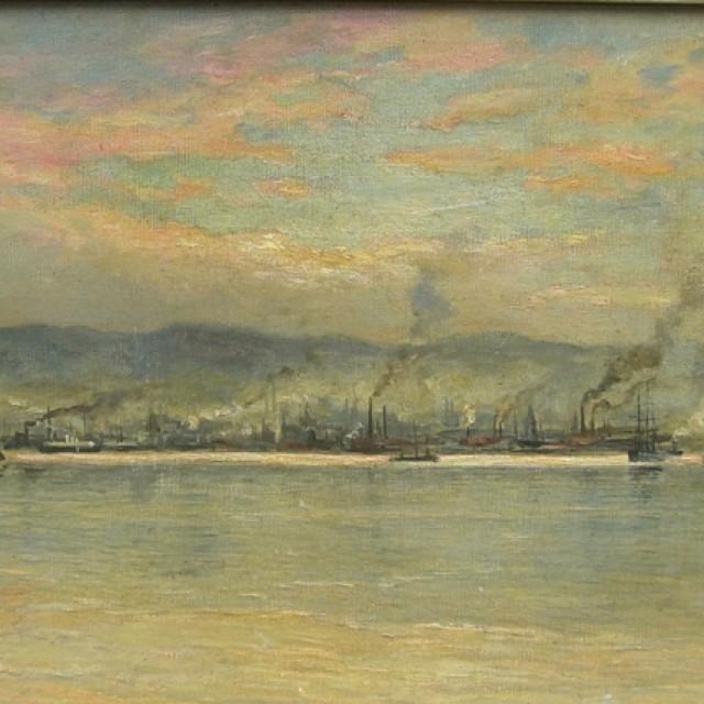 Greenock Harbour