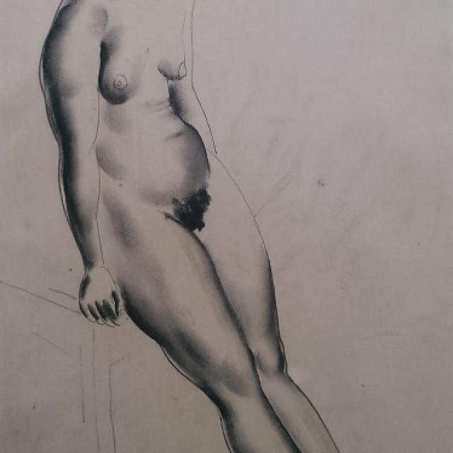 Leaning Figure 1930