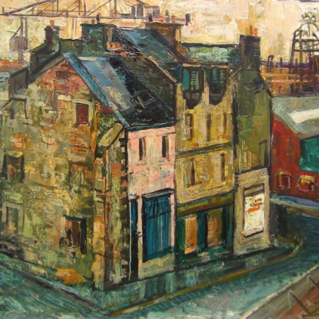 Buildings & Cranes SOLD