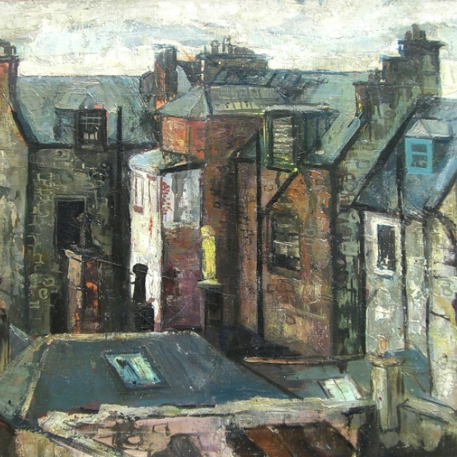 Old Buildings, Port Glasgow SOLD