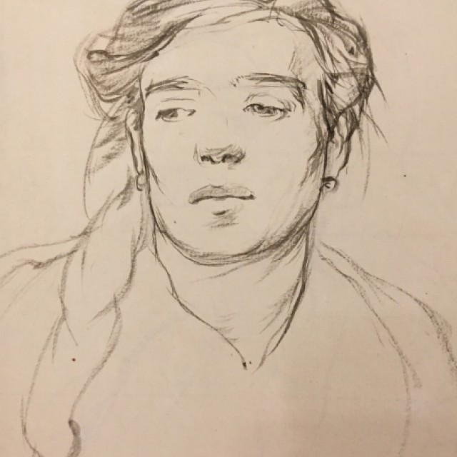 Portrait of a Lady, 1924