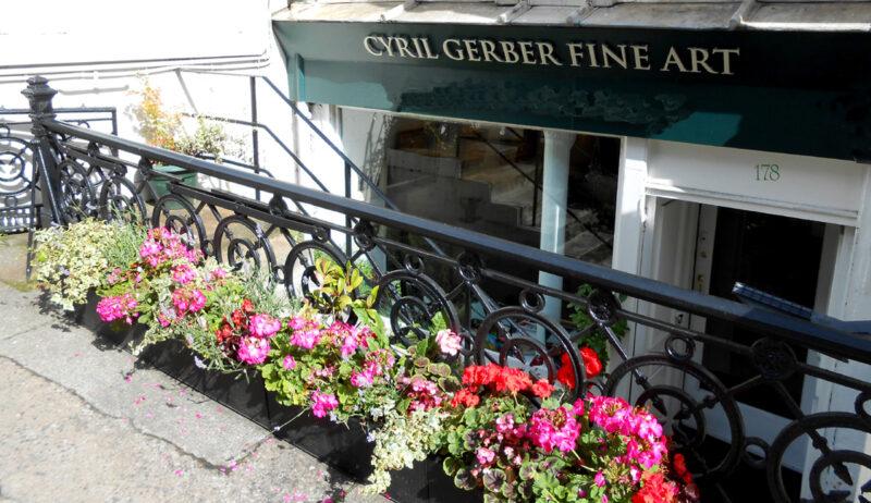 Gerber Fine Art Gallery Glasgow