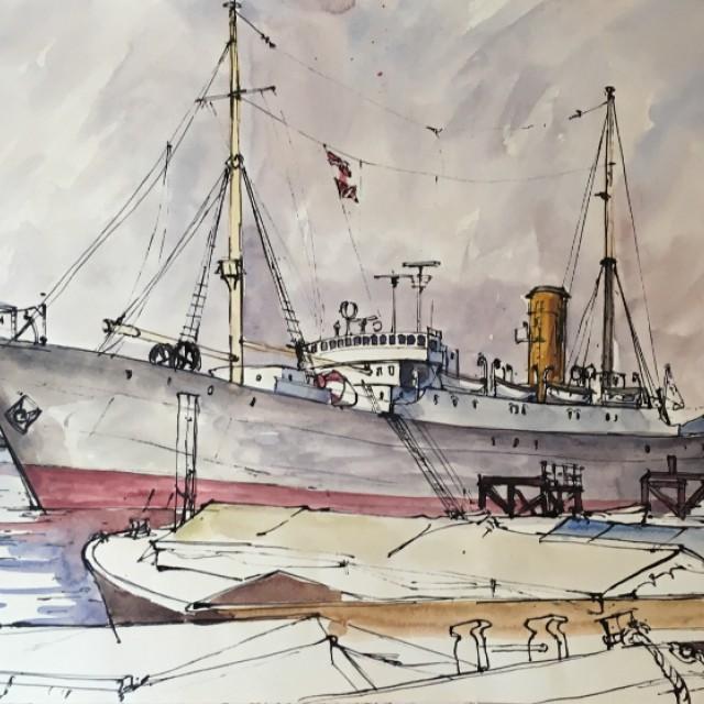 Chelsea Boat, 1977