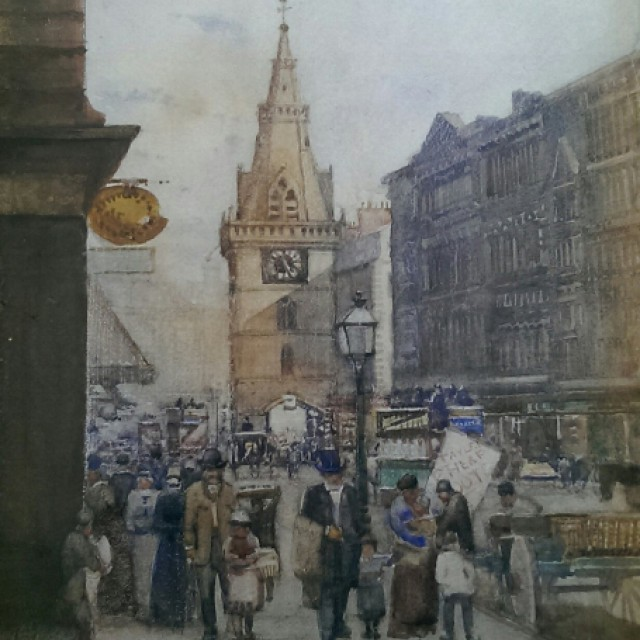 The Trongate, Glasgow